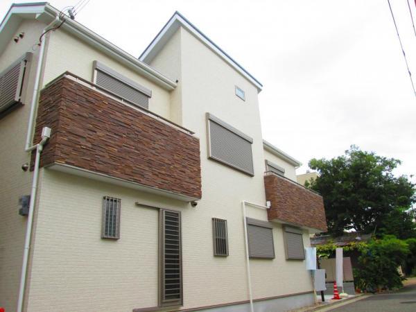 芦屋市西蔵町 新築一戸建外観写真