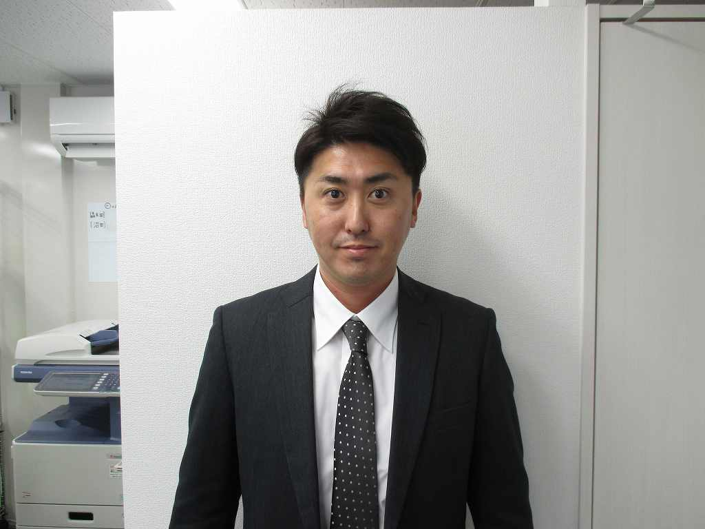 八木 太郎スタッフ写真
