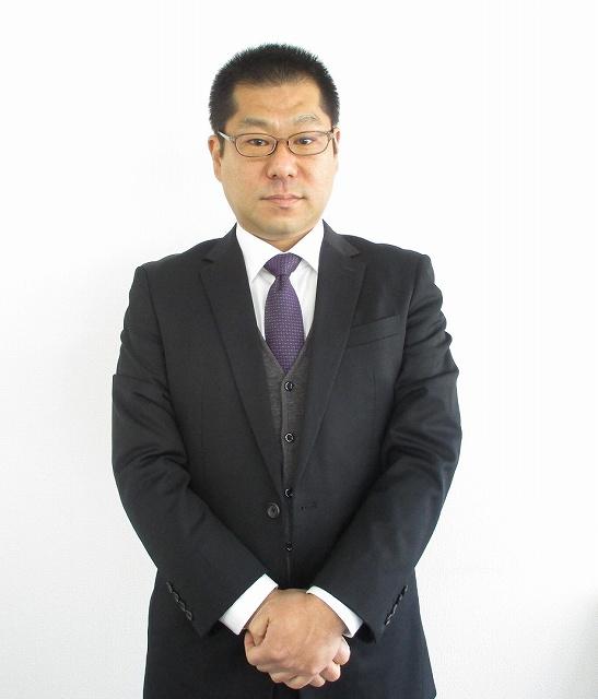 竹内 秀虎スタッフ写真